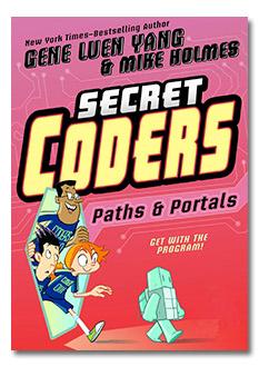 Secret Coders Book 2
