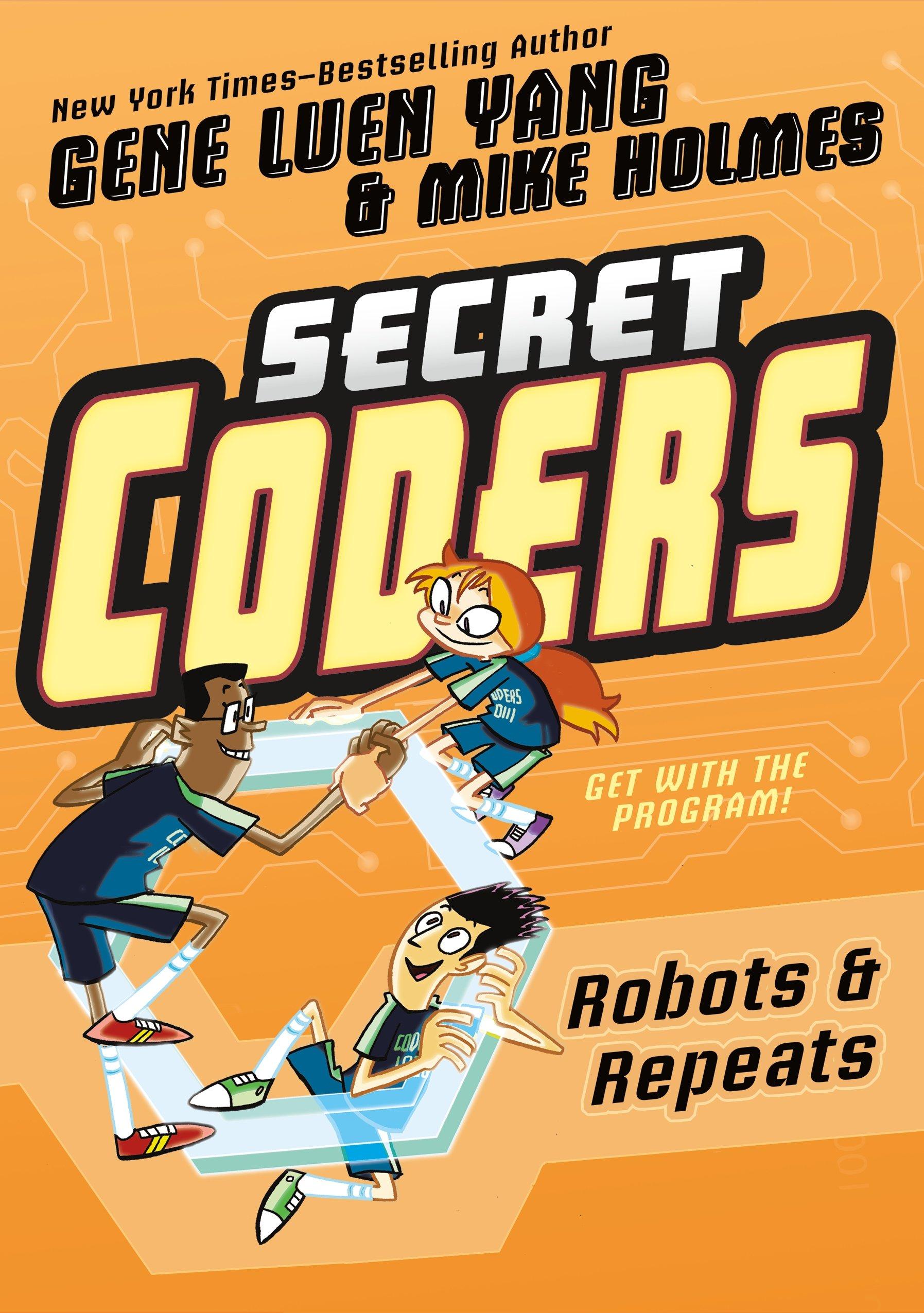 Secret Coders Book 4