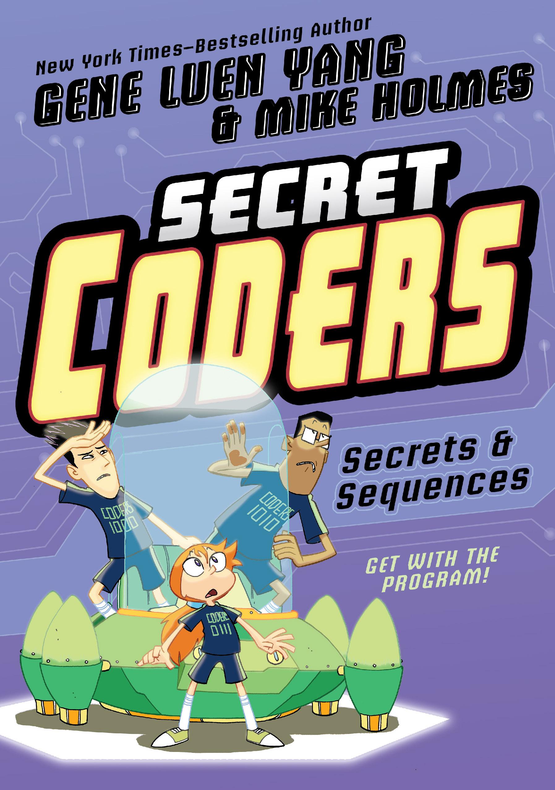 Secret Coders Book 3